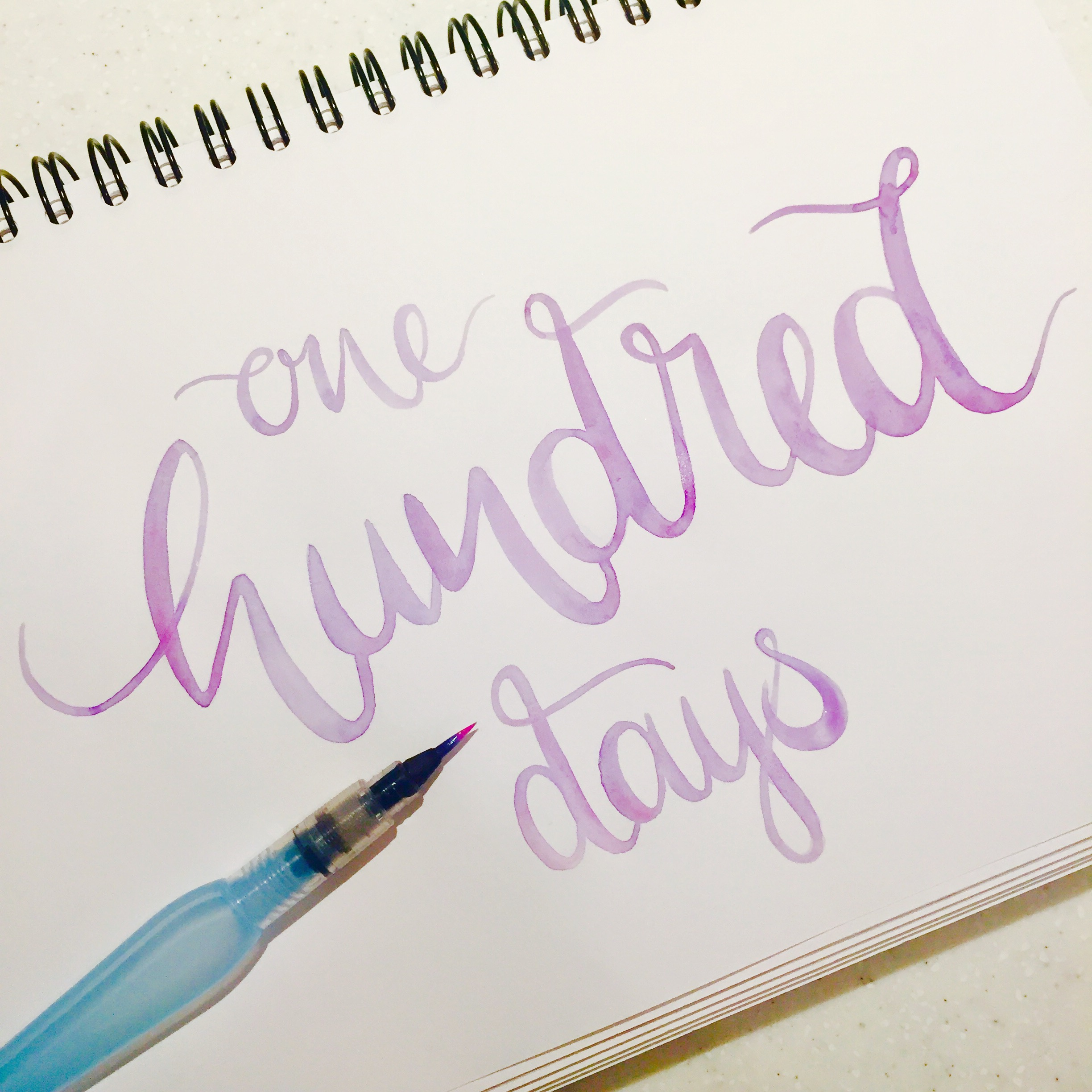 100 Days Project - Day 1