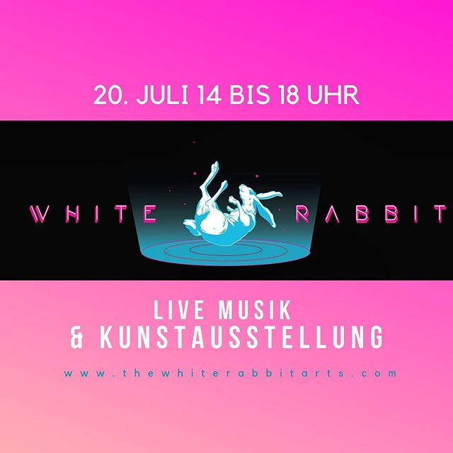 We've got great live music and local artists from here in Nürnberg presenting this weekend at The White Rabbit! Make sure to come on over, bbq and drinks available too! . . #thewhiterabbitarts #lokalmusik #lokalkunst #nürnbergmusik #nürnbergkunst #livemusicvenue #nurembergmusic