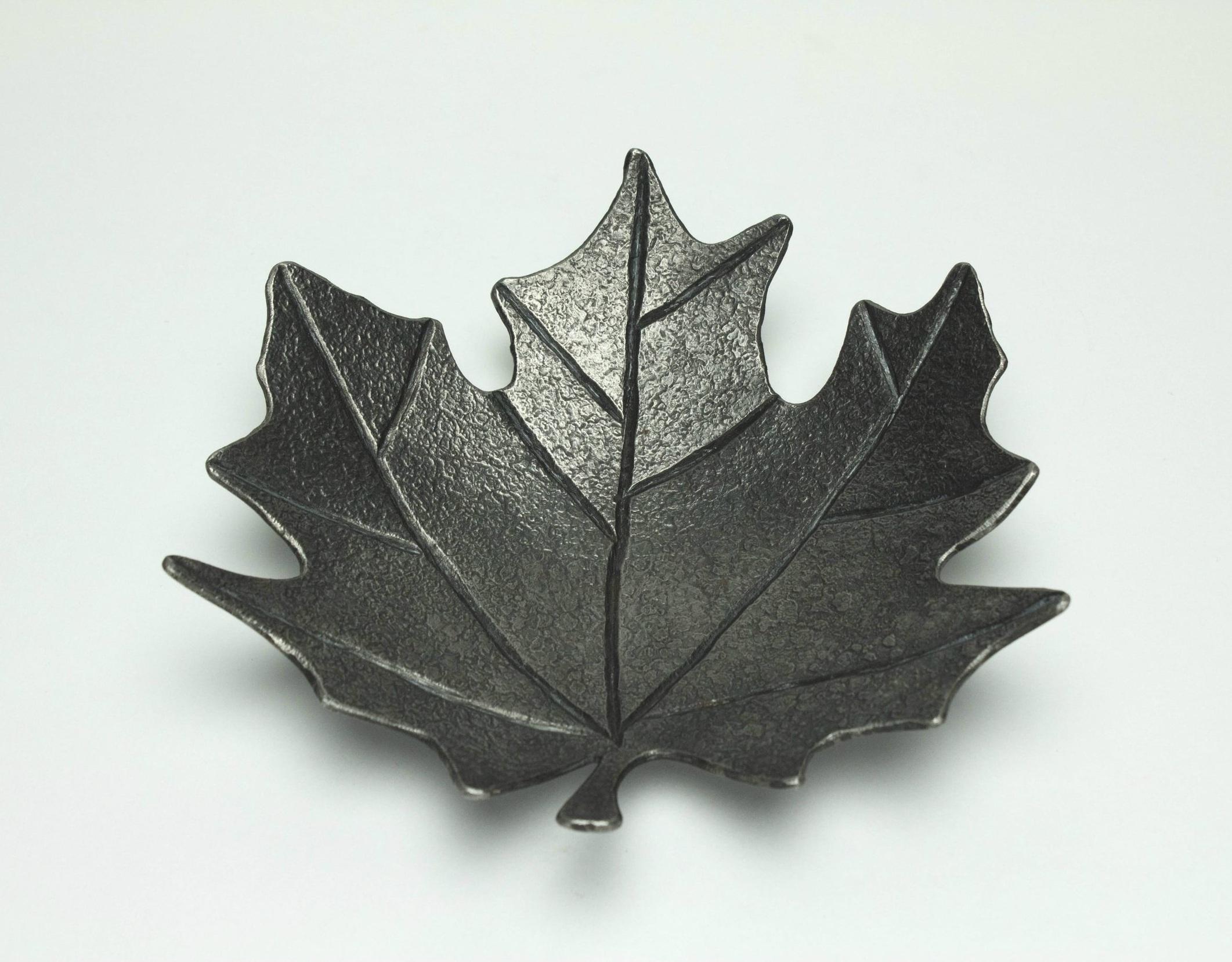 Handmade Maple Leaf Dish