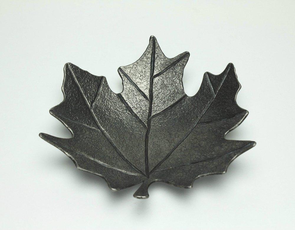 Maple Leaf Dish - Handmade Decor