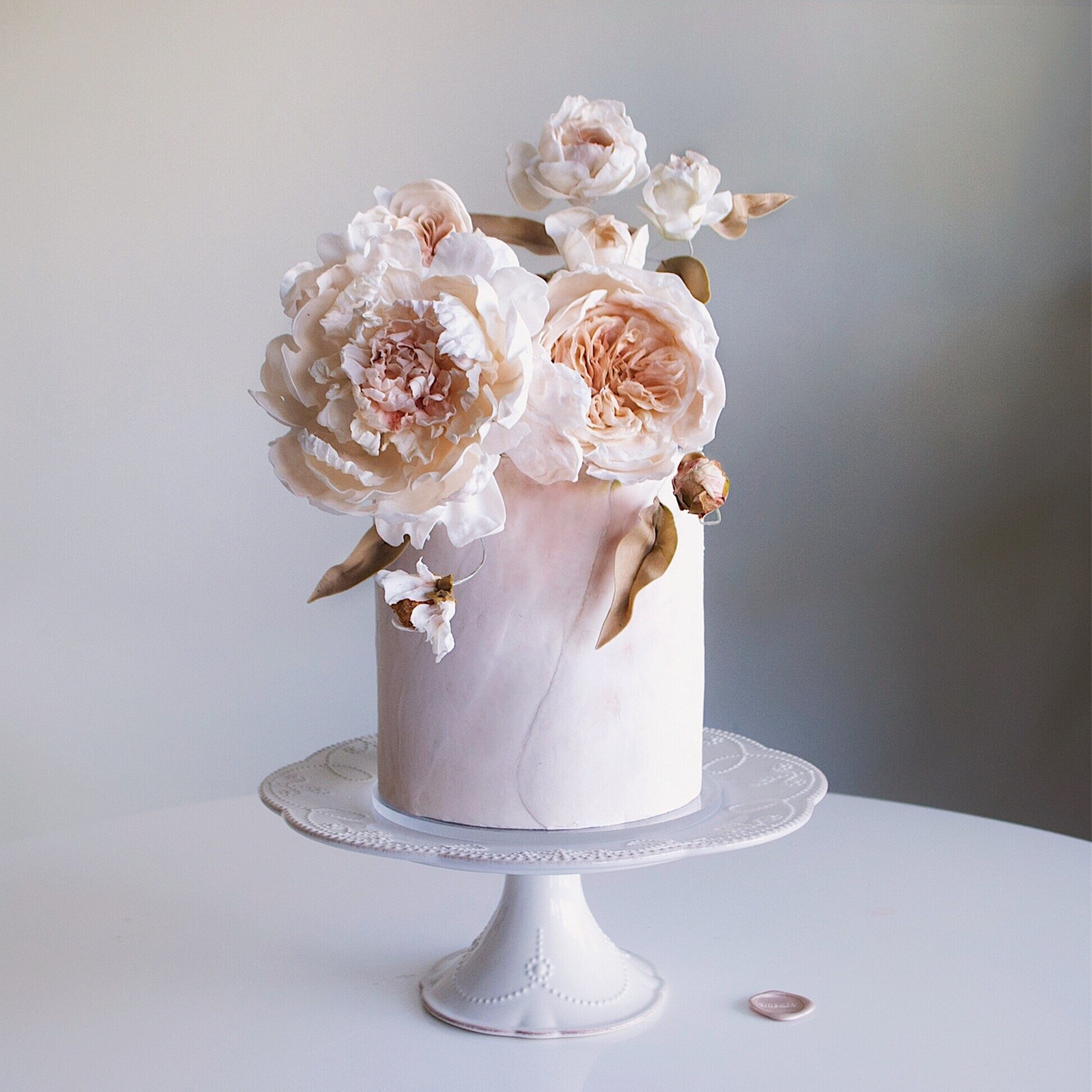 Classic Wedding Sugar Flowers