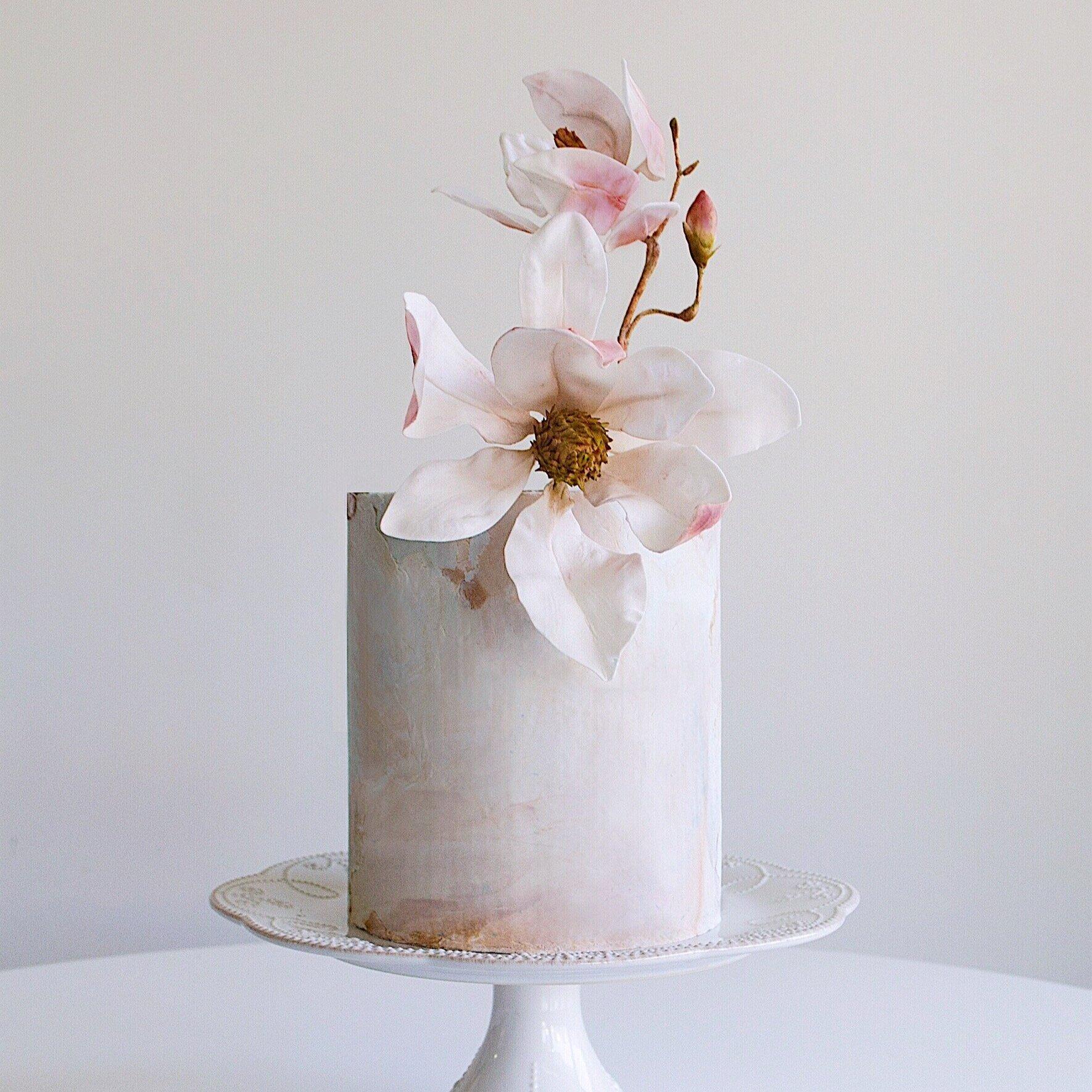 Minimalist Magnolia