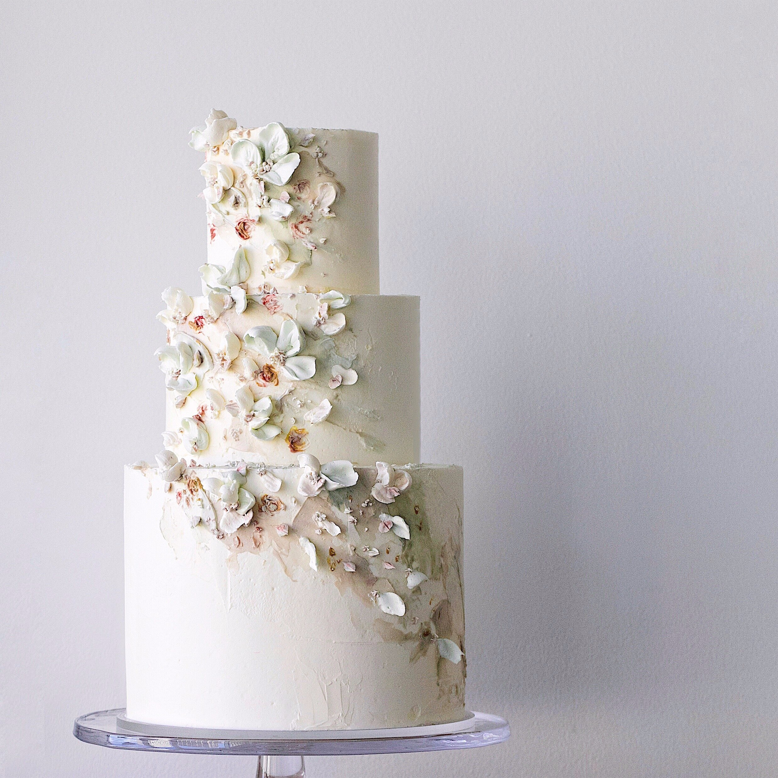 Signature Buttercream Wedding Design