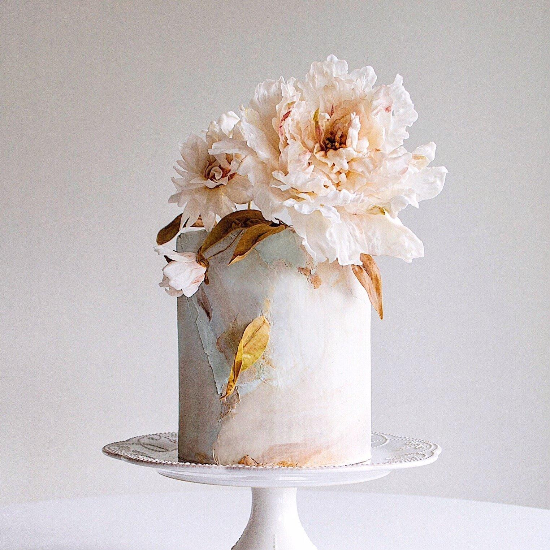 Signature Minimalist Wedding Florals