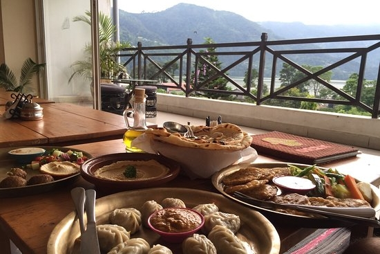 Taste the finest, traditional Nepalese food