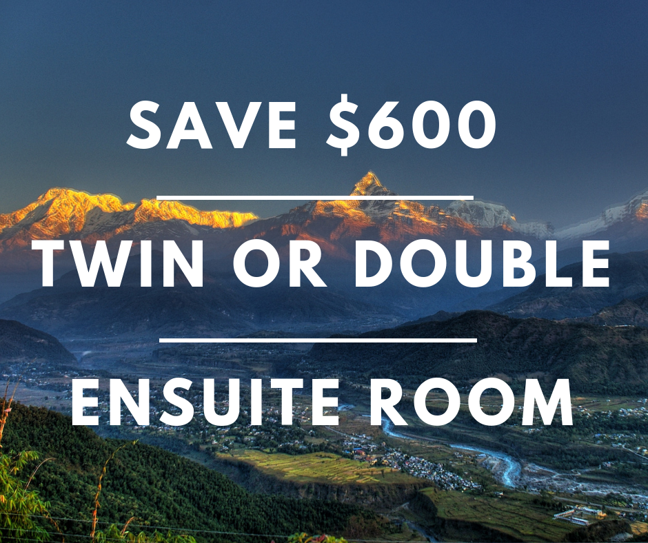 AUD$2,359 per person x2 (AUD$4,718 total)  Includes $600 discount for bringing a friend