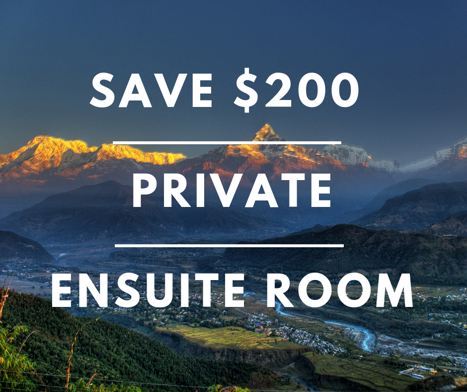 AUD$2,459 per person x1 - booked prior 1st Dec  Includes $200 saving for booking before 1st Dec
