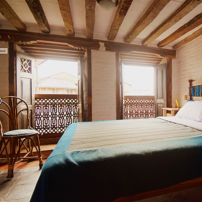 Rustic Newri restored rooms with ensuite are unforgettable