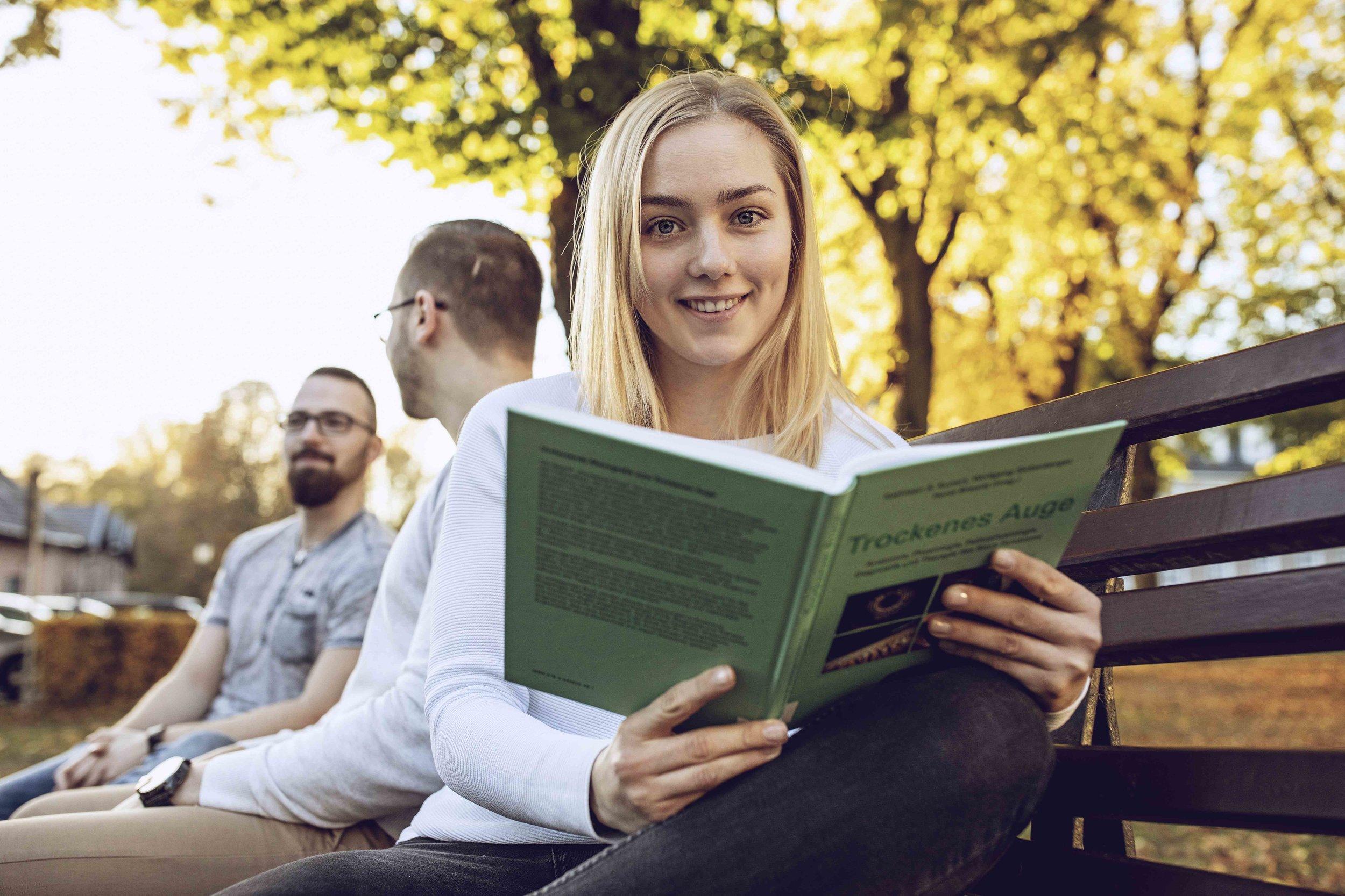 Lernen auf dem Campus in Dormagen