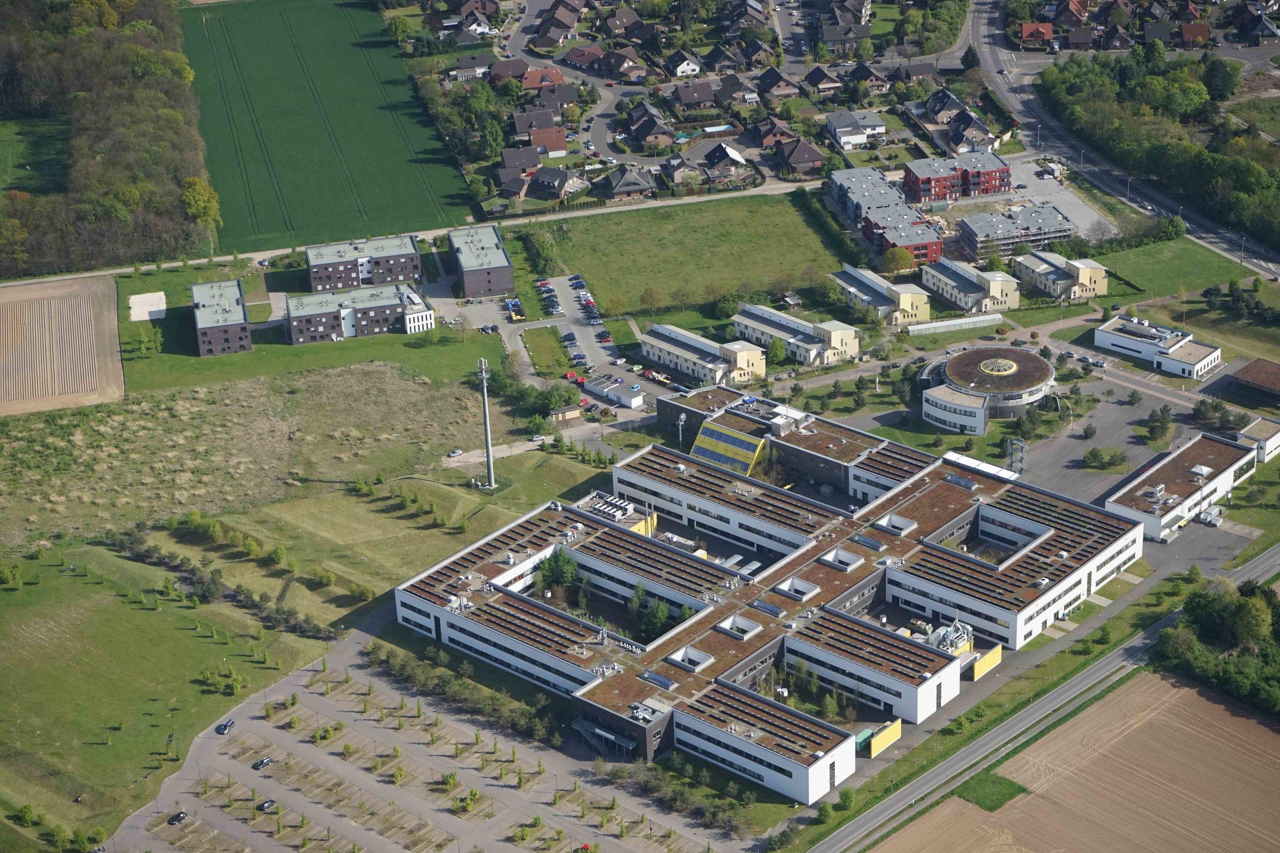 FH-Aachen Campus Jülich (C) Dr. U. Eckardt