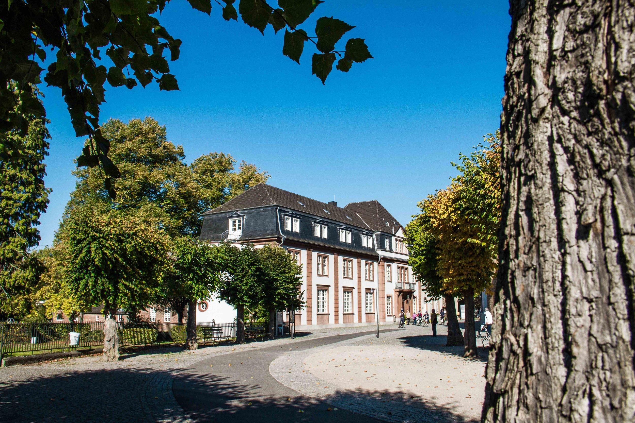 ZVA Akademie der Augenoptik Dormagen Knechtsteden