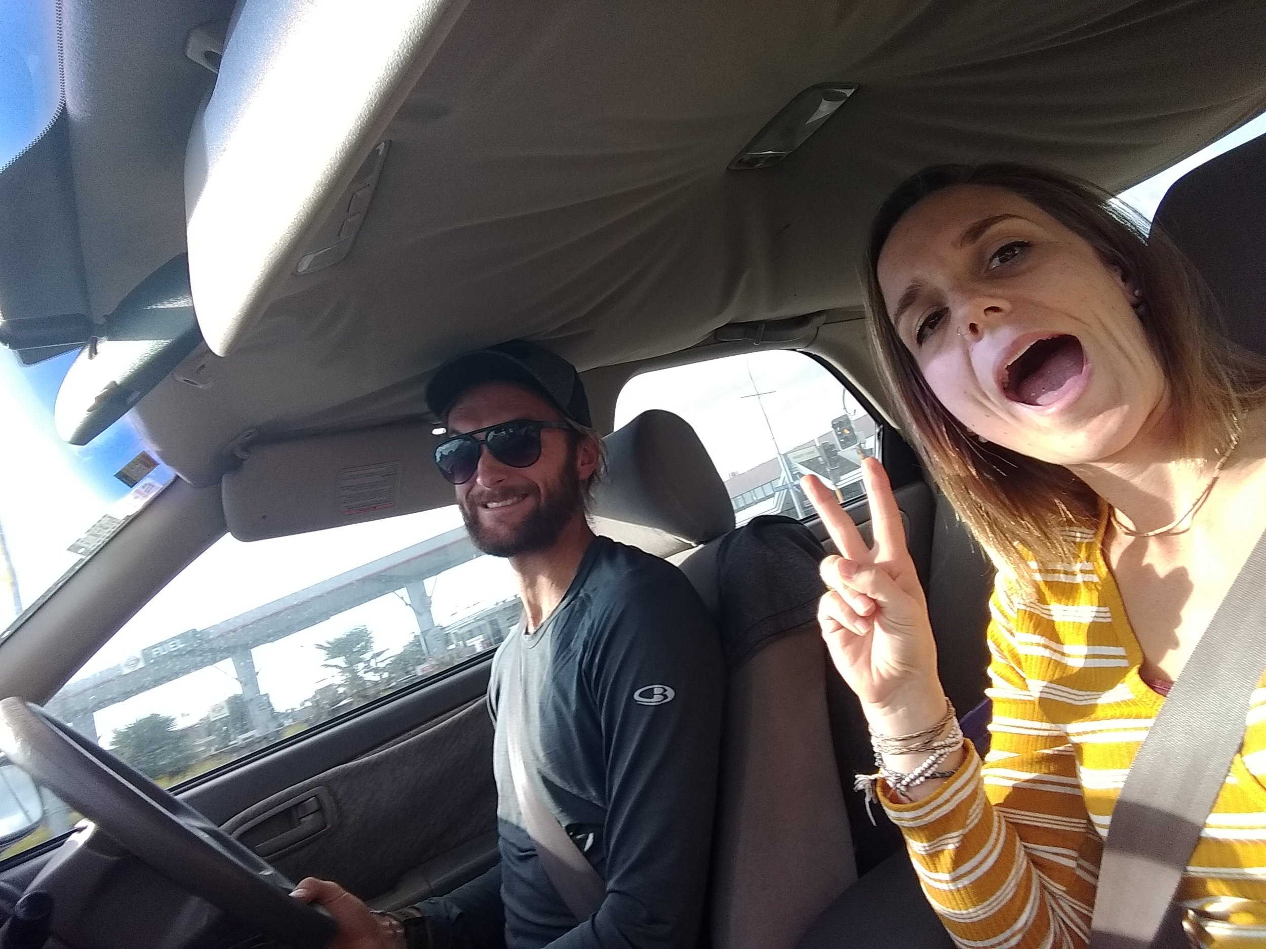 Road-Trip Baby!