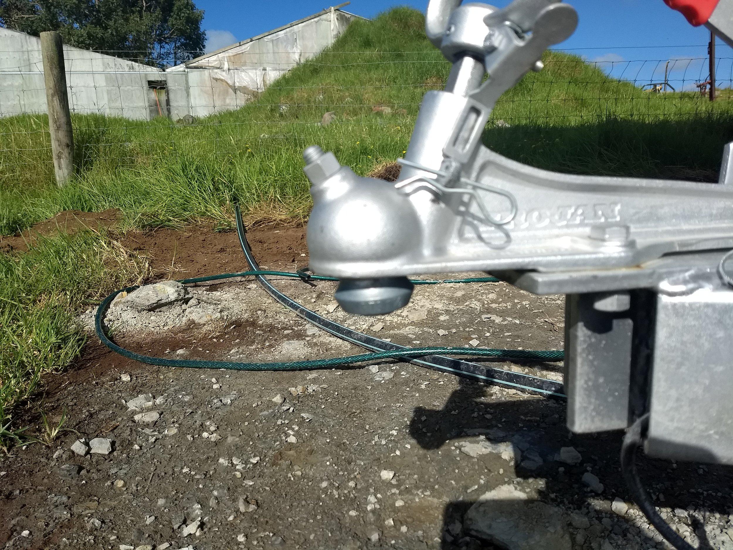 Tow-bar Lock