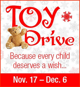 Toy Drive web button