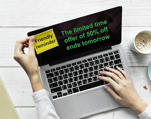 A friendly reminder that we will be removing the 50% off link from abatestprep.com tomorrow evening. If you were unable to take advantage of this discount, please reach out to us if you have a study group, classmates or coworkers that may be interested in studying with you. Not only can you get a group discount but you can be placed in a group within the app's course. . . . #abaexam #aba #abatestprep #abatestprepapp #bcba #bcbastudy #rbt #rbtstudy #bcbaexam #bcbaexamprep #onmywaytobcba #happystudying #abaeveryday #everydayaba #appliedbehavioranalysis