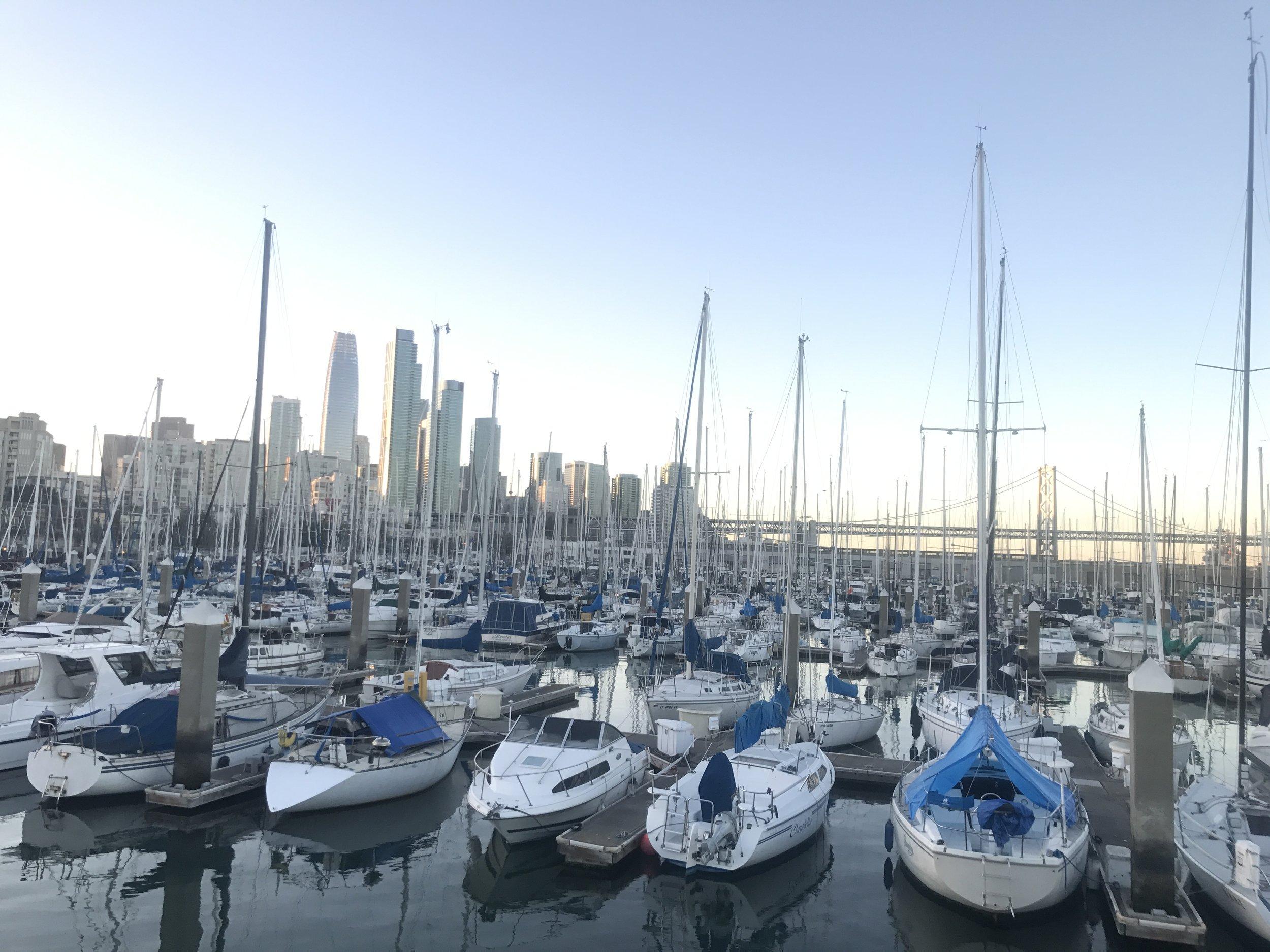 The Marina by Fort Mason.JPG
