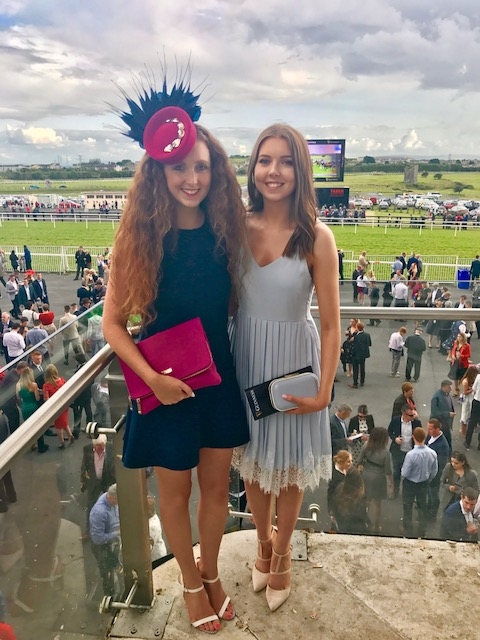A Glam day at the Galway Races