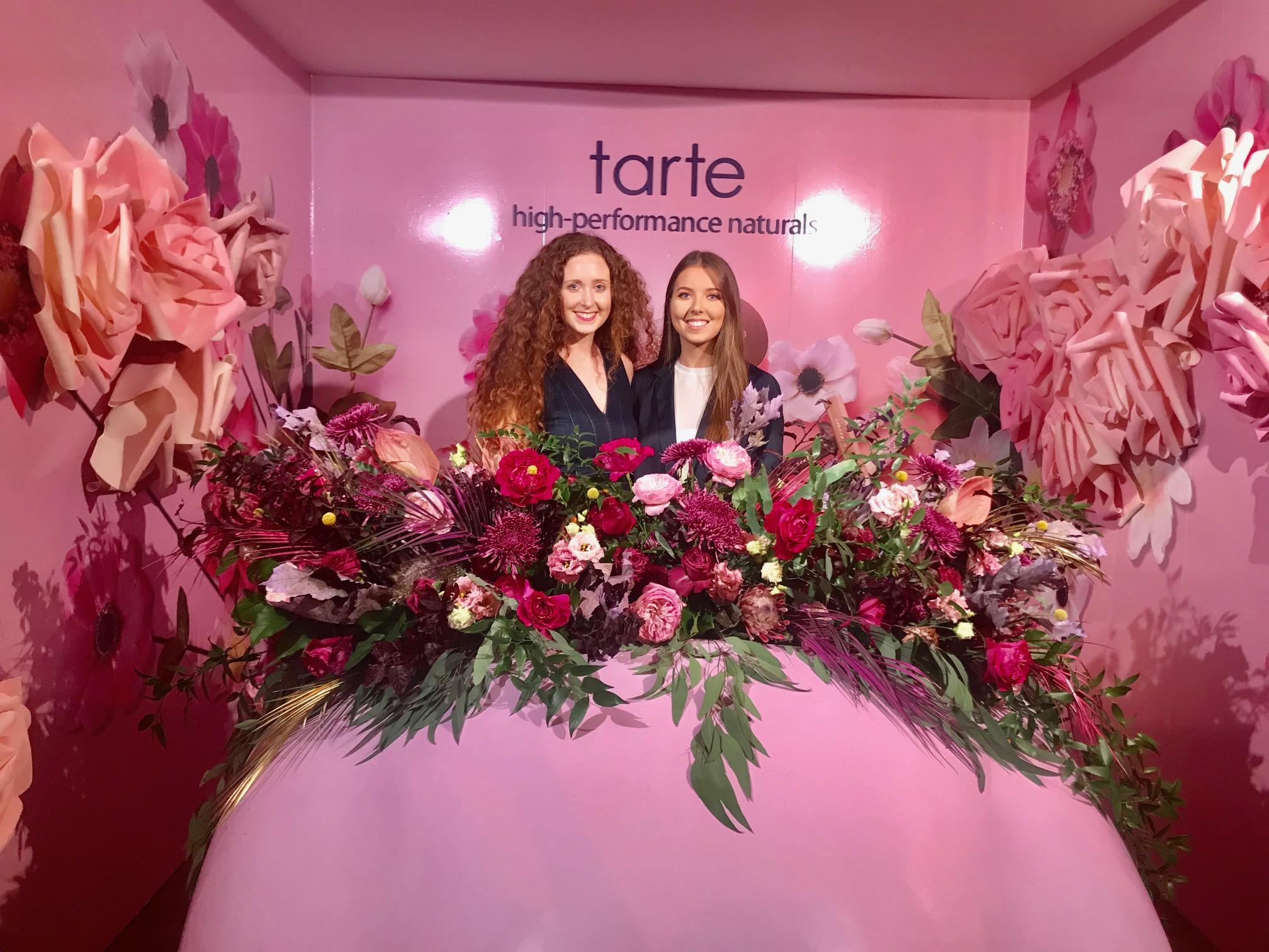 Flower Power with Tarte