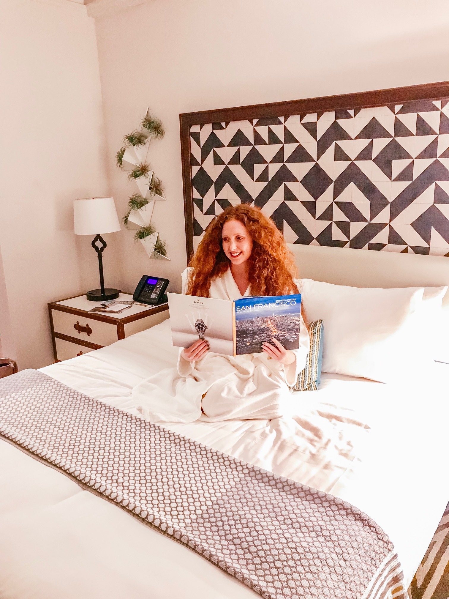 San Francisco Blogger Hotel Review Lorna Ryan