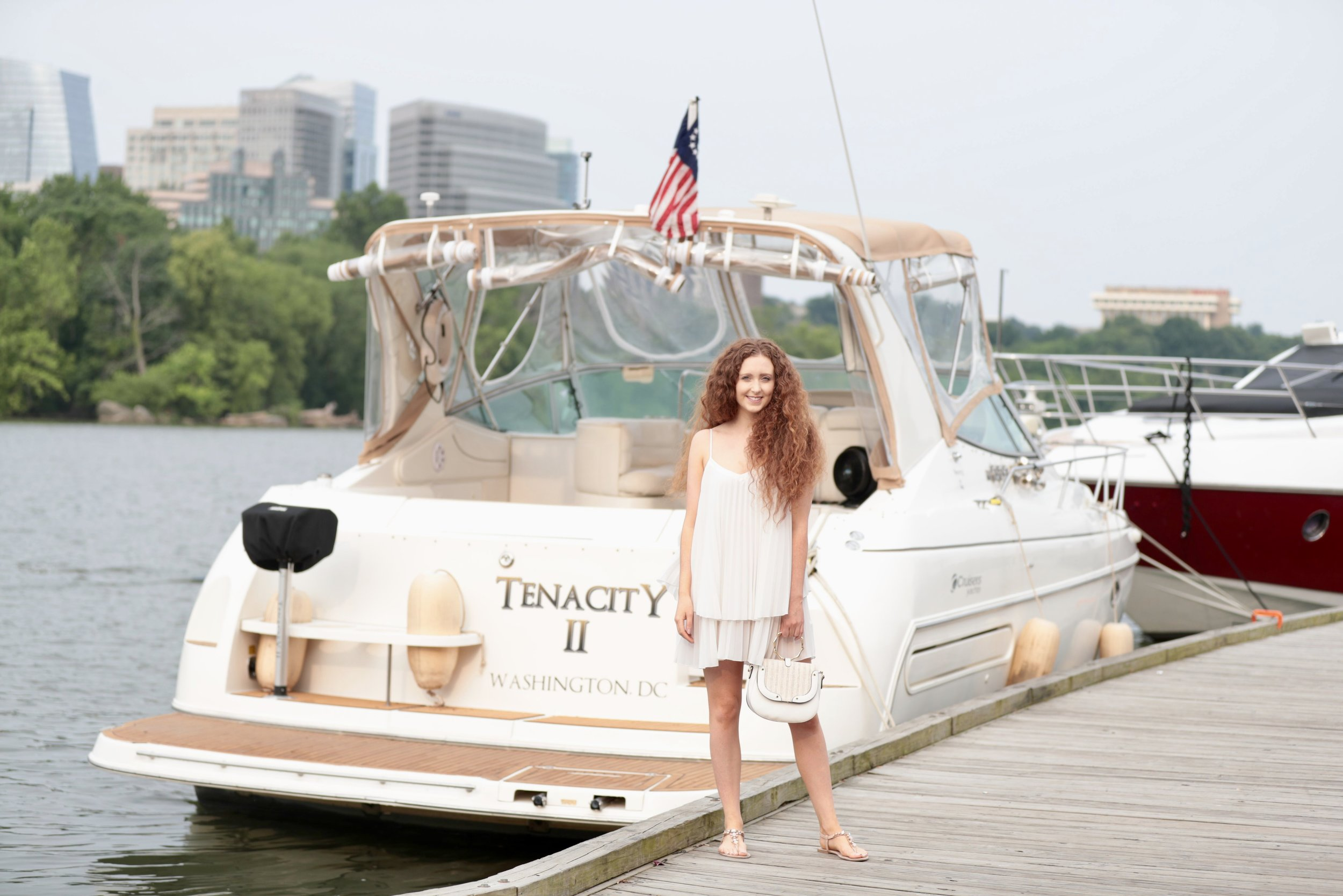 Lorna Ryan San Francisco Fashion Blogger White Summer Dresses Fashion Trend Zara
