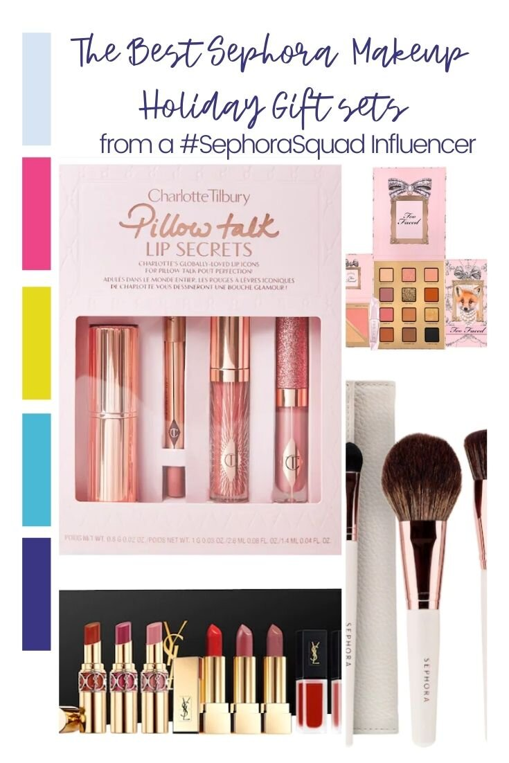 Best 15 Sephora Holiday 2020 Makeup Gift Sets For Beauty Lovers From A Sephorasquad Influencer Lorna Ryan A Fashion Beauty Travel Blog Based In San Francisco