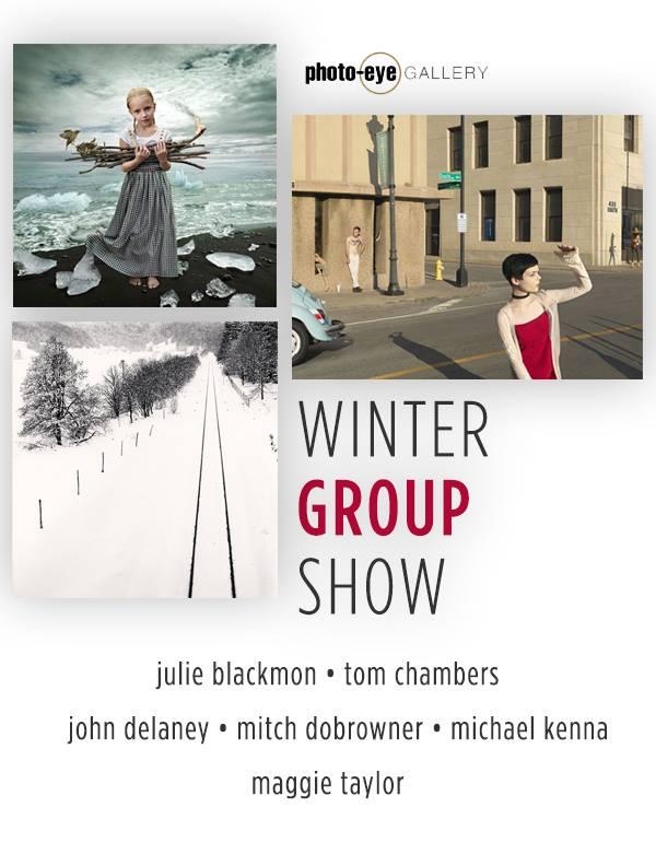 Photo-eye GalleryWinter Group Show - January 26th, 2018