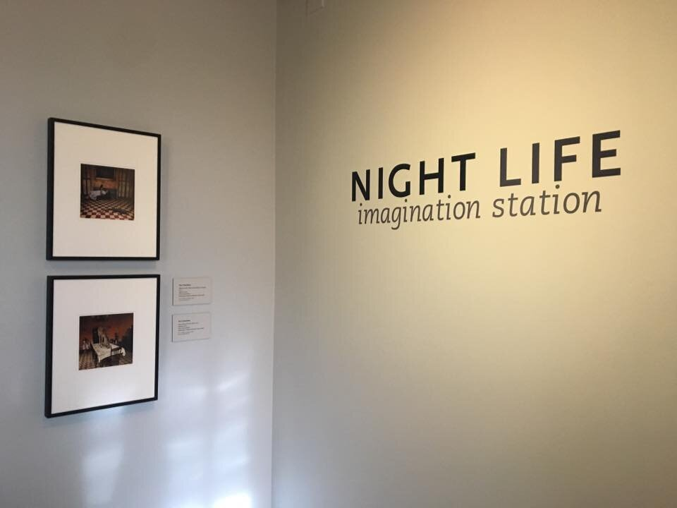 New mexico Museum of Art Exhibition - So excited and honored to visit the New Mexico Museum of Art and to see two images Afternoon with Octavio and Glass Flower as part of the Wait Until Dark exhibition on display November 17 to April 21, 2019.