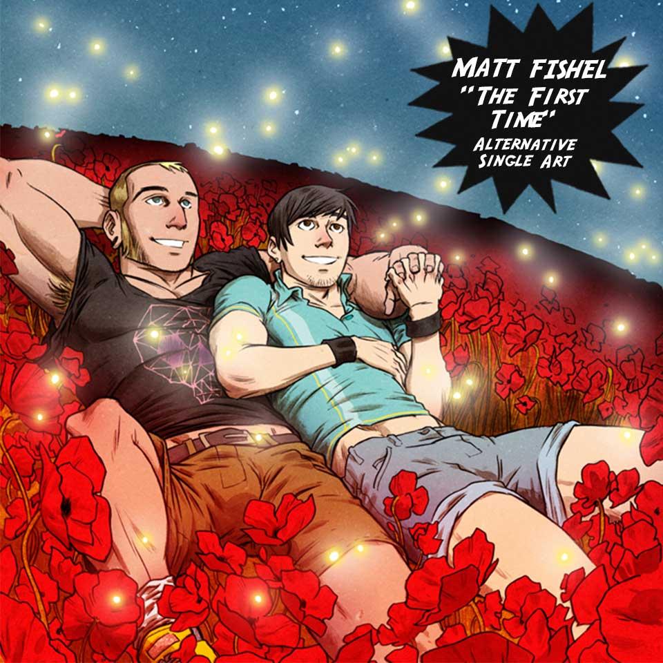 Matt_Fishel_The_First_TIme_Alternative_Single_Art_2.jpg