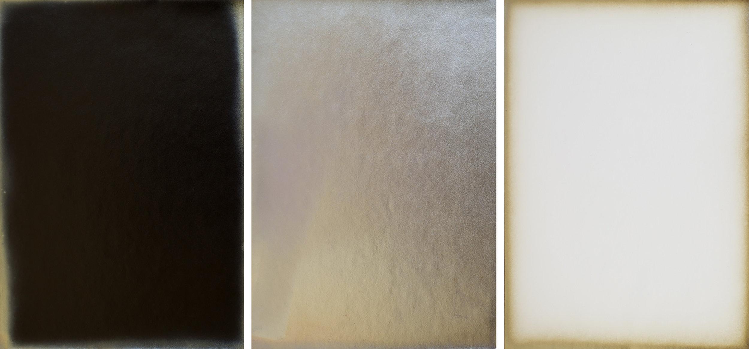 Alison Rossiter, Eastman Kodak Velox, exact expiration date unknown, ca. 1910s, processed 2017