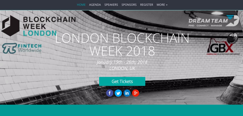 出典: Block Chain Week