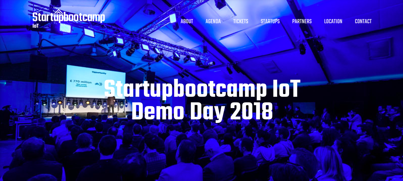 出典: Startup Boot Camp Demo Day