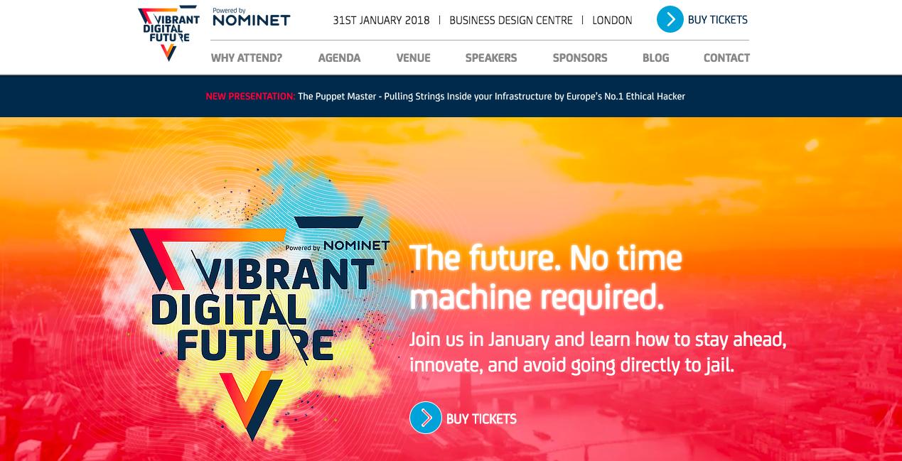 出典: Vibrant Digital Future