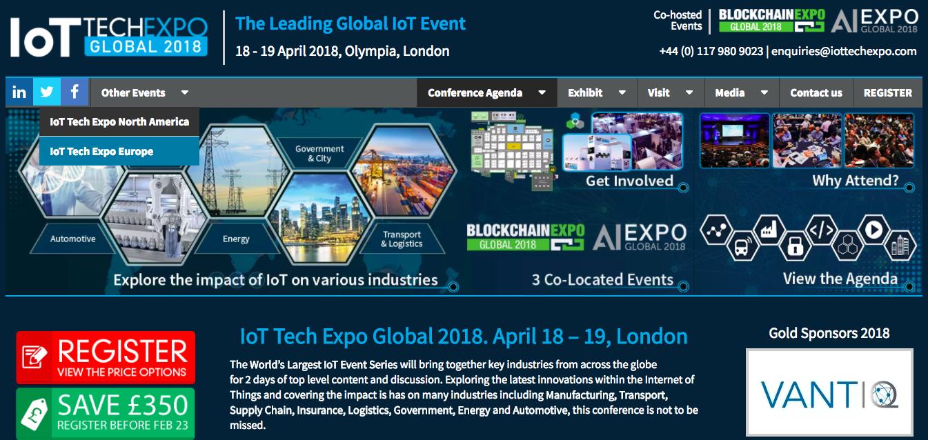 出典: IOT Tech Expo Global 2018