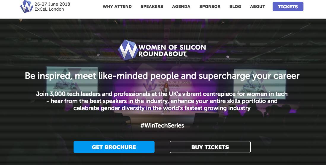 出典: Women of Silicon Roundabout