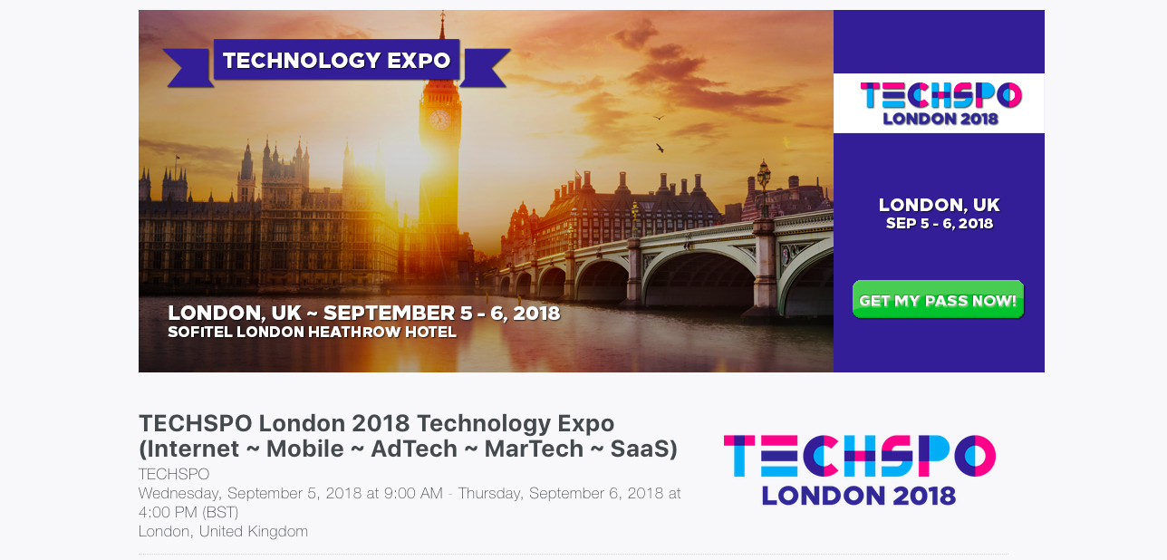 出典: Techspo London