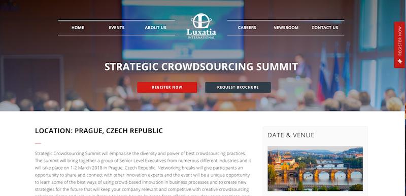 出典: Strategic Crowdsourcing Summit
