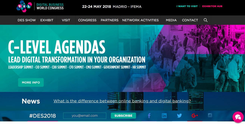 出典: Digital Business World Congress