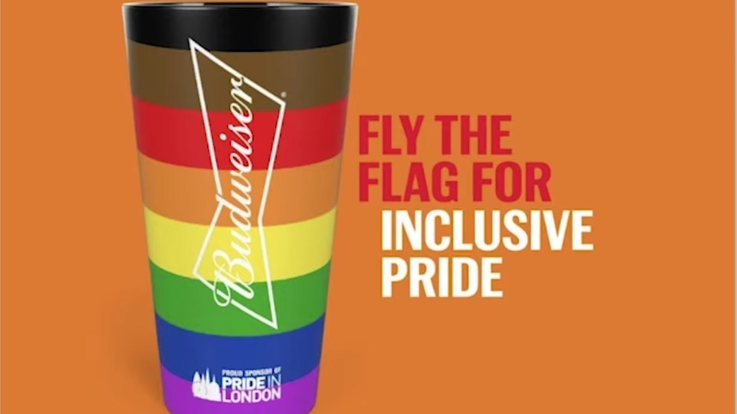 出典: https://culturewatchnews.com/youll-never-buy-another-budweiser-after-you-see-what-they-did-for-lgbt-pride-month/