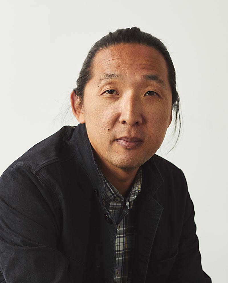 COLUMBUS writer/director, Kogonada