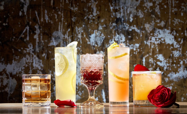 Cocktails at HaiSous, photo credit Jason Little