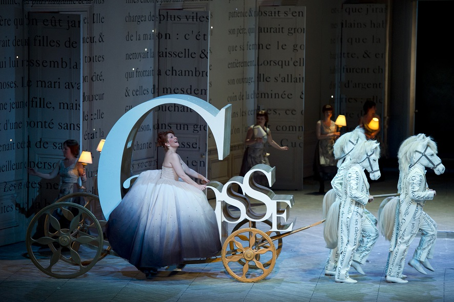 Image from   Cendrillon,   courtesy of Bill Cooper Royal Opera House.