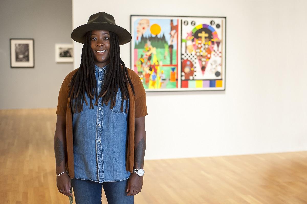Nina Chanel Abney, artist