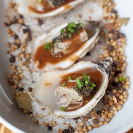 Photo courtesy of Heritage Caviar Bar & Restaurant