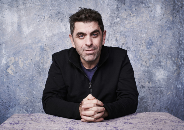 Eugene Jarecki, director of THE KING