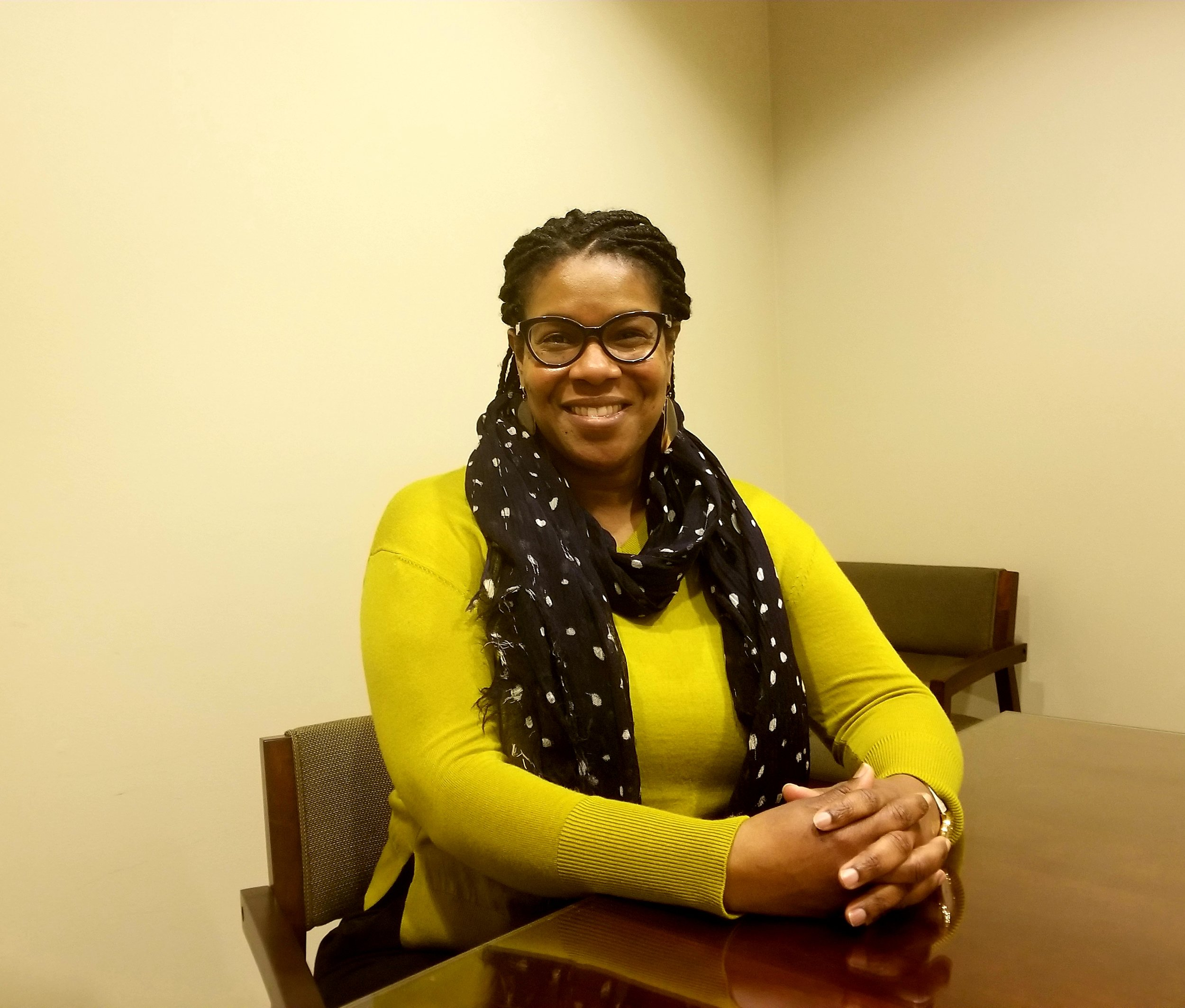 Joy Bivins,director of curatorial affairs at the Chicago History Museum