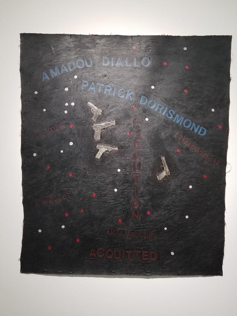 Diallo,  Howardena Pindell, 2000