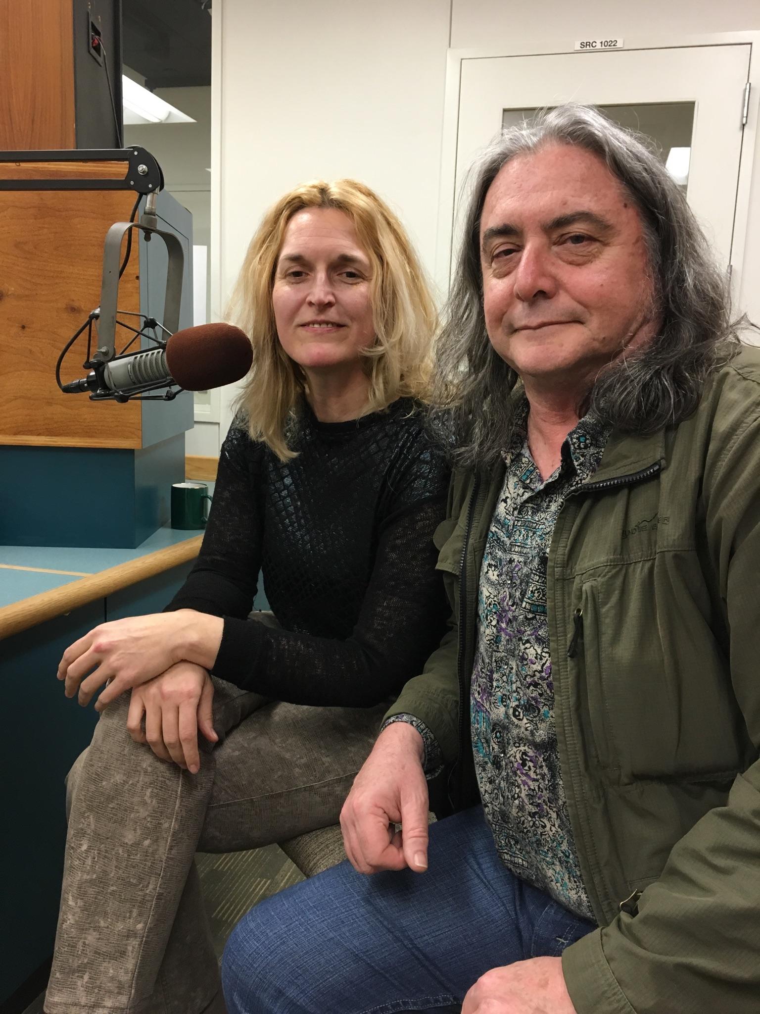 Delmark Records new owners, Julia A. Miller & Elbio Barilari