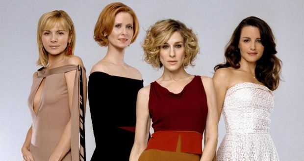 The women of Sex and the City