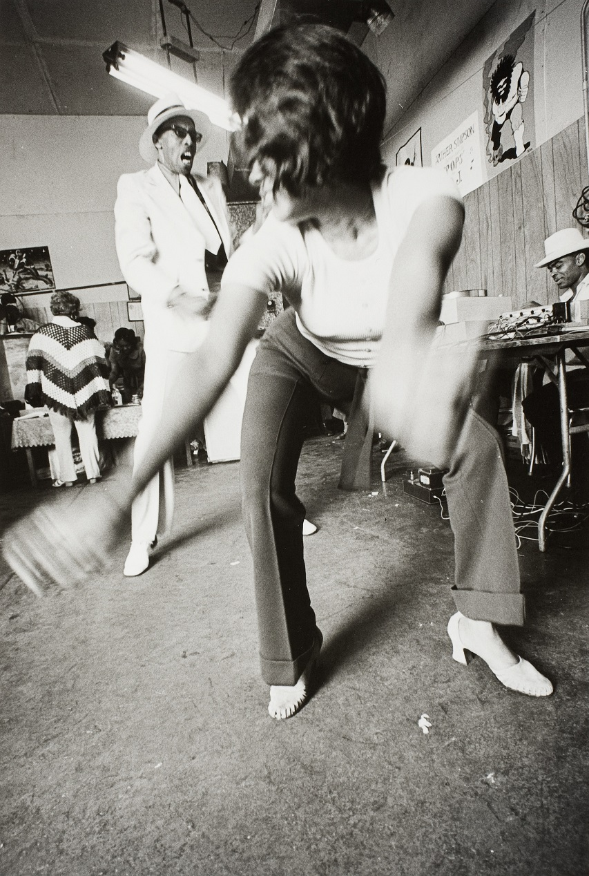 """Valeria """"Mikki"""" Ferrill.  Untitled from The Garage , 1972. Courtesy of the Art Institute of Chicago."""