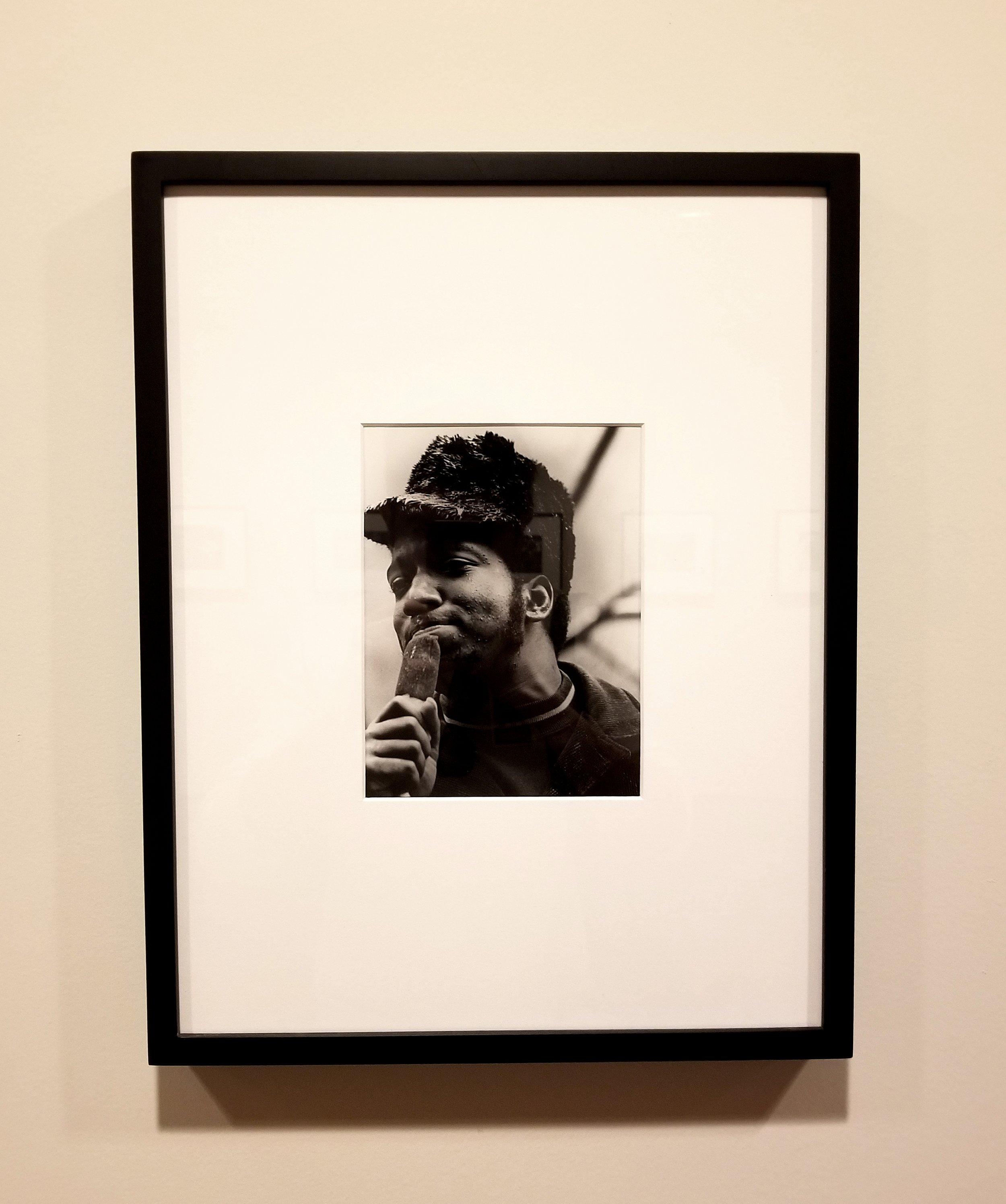 Bob Crawford, Untitled (Fred Hampton) 1960/69